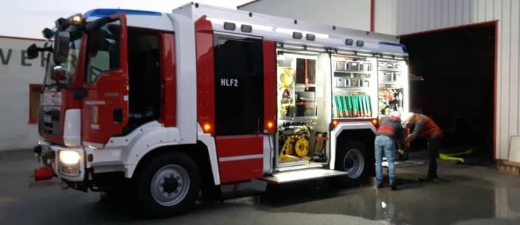 Neues Fahrzeug für die FF-Pernitz